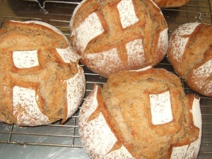 Country Cob (sourdough) from Allendale Bakery