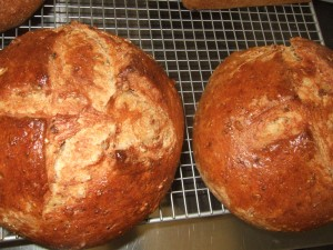 Granary Cob from Allendale Bakery